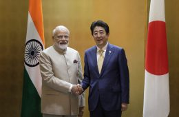 Thinking Africa: India, Japan, and the Asia-Africa Growth