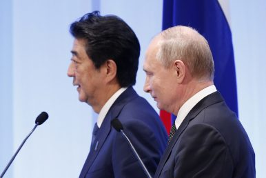 Making Sense of Japan's Approach to Russia