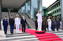 INDOPACOM Commander Introductory Visit Highlights US-Brunei Defense Relations