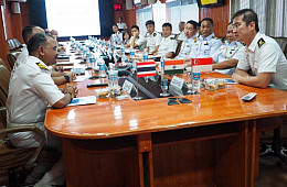 What's Behind the First India-Singapore-Thailand Trilateral Maritime Exercise?
