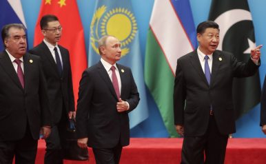 What Drives Chinese Arms Sales in Central Asia?