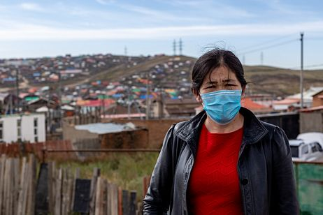 Ulaanbaatar: Growing Strong and Sick