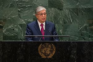 At the UN and at Home, Tokayev Represents Continuity