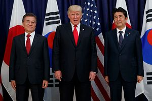 The True Meaning of American Leadership in the Korea-Japan Crisis