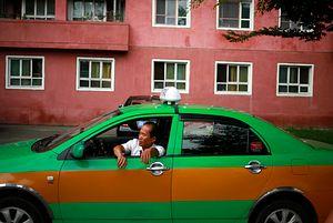North Korea's Struggling Taxi Industry