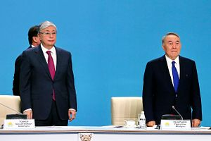 Kazakhstan: Reaching Out to Central Asian Neighbors