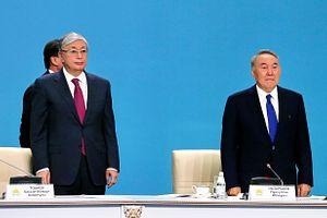 Kazakhstan Remains Nazarbayev's State