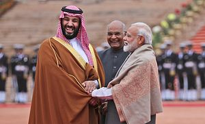 Is India Redefining Its Role in the Politics of the Middle East?
