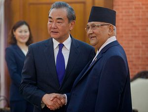 Amid China-US Rivalry, India Maintains Low Profile in Nepal