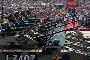 Reviewing China's National Day Parade