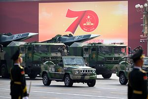 China's Missile Might: Strategy Power Projection