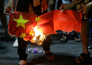 Philippine Official Tweets Order for New Protest Against China
