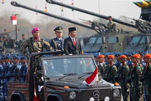 Jokowi's Maritime Dreams Thwarted by Land-based Challenges
