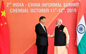 Can the Chennai Connect Keep India-China Relations on Track?