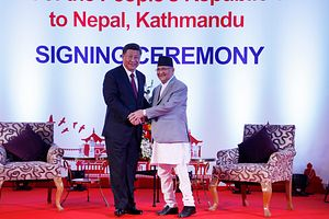 China's Engagement With Nepal's Ruling Party Troubles India