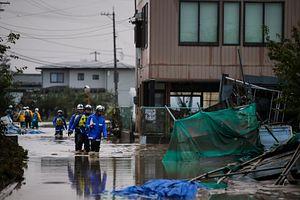 Japan Looks for Missing After Typhoon Hagibis Kills Dozens
