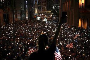 Inside Hong Kong's Leaderless Uprising