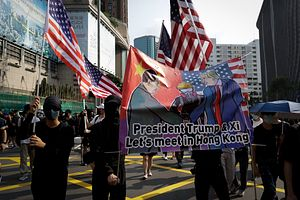 Don't Let a New Rift Between China and the West Be Torn Over Hong Kong