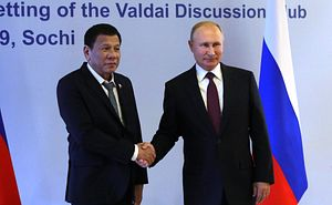 What Does Duterte's Valdai Speech Mean for Philippine Foreign Policy?