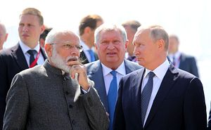 What's India Doing in Russia's Far East?