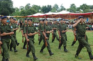 The Indian Government Seeks to Firm Up Another Peace Agreement in Disturbed Nagaland