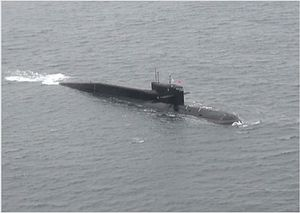 Russian Subs Live-Fire Ballistic Missiles in Nuclear Combat Drill