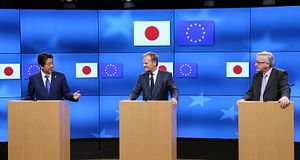 An Unexpected Ally: Japan's Up-and-Coming Partnership With the EU