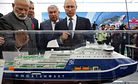 Russia's Northern Sea Route Faces Setbacks, Low Interest