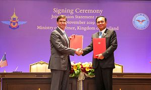 What's in the New US-Thailand Alliance Joint Vision Statement?