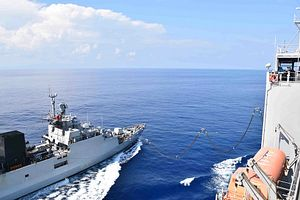 India's Approach to the Indian Ocean Region: From Sea Control to Sea Denial