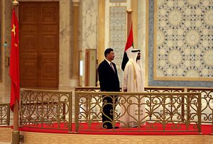 China and the UAE: Birds of a Feather?