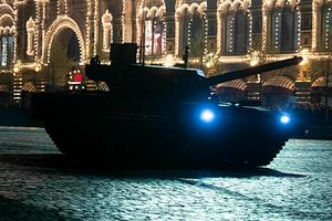 Russia's Military to Receive First Batch of 12 T-14 Main Battle Tanks in Coming Weeks