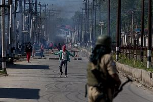 Life Under Siege in Kashmir