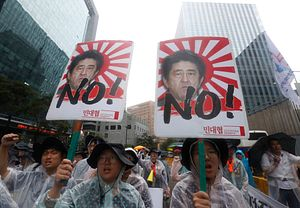 Japan and South Korea: Headaches and Headlines