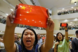 Explaining China's Assertive Approach to the Hong Kong Protests