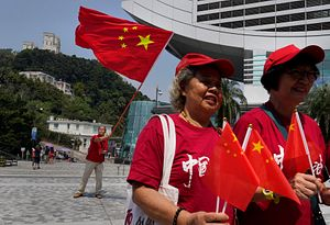 China's Changing PR Strategy for the Hong Kong Protests