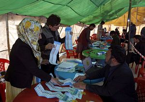 Prolonged Patience: Elections in Afghanistan
