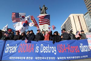 South Korea Faces Major Decision Over Military Pact With Japan