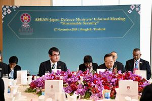 Vientiane Vision 2.0 Puts Japan's Asia Security Role into Focus