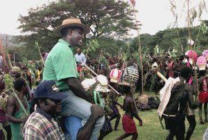 Bougainville's Faustian Bargain