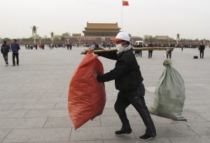 Can Beijing Control Its Trash?