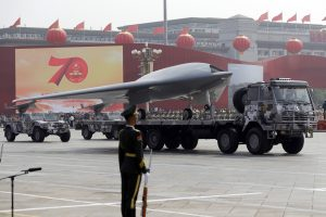 China's Growing High-End Military Drone Force