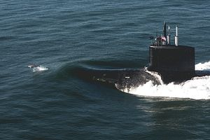 Newest Virginia-Class Attack Sub Delivered to US Navy