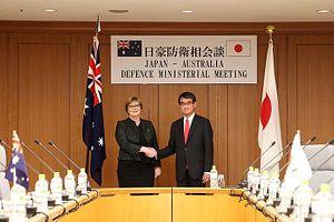 Japan and Australia Deepen Defense Ties