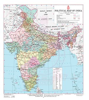 India's Updated Political Map Sparks Controversy in Nepal
