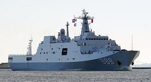 China's Growing Amphib Fleet: A Cause for Long-Term Concern?