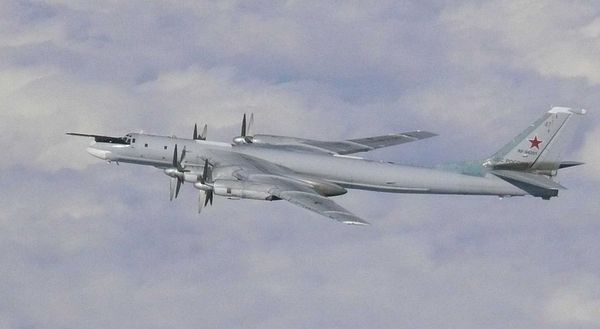 Japan, South Korea Scramble Fighter Jets Against 2 Russian