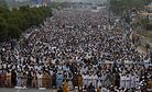 Pakistani Islamists Stage Sit-in in Islamabad, Demand Prime Minister's Resignation