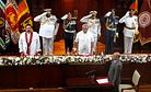 The Return of Sri Lanka's Rajapaksas and Geopolitics