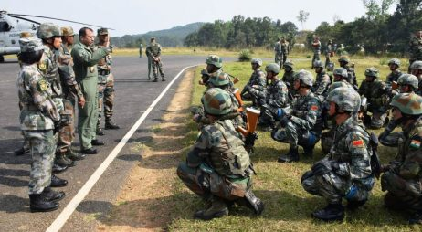 Hand-in-Hand 2019: Indian and Chinese Armies Come Together for Joint Military Exercise
